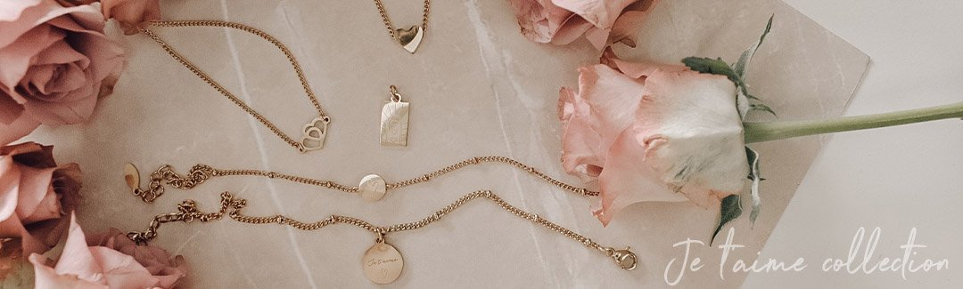 Je t'aime ♡ collection